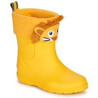 鞋子 儿童 雨靴 Isotoner 99314 黄色
