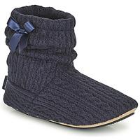 鞋子 女士 拖鞋 Isotoner 97720 海蓝色