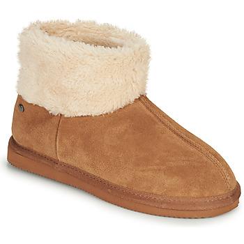 鞋子 女士 拖鞋 Isotoner 97307 驼色