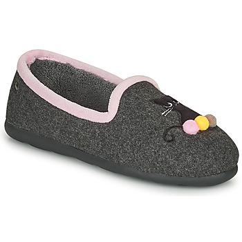鞋子 女士 拖鞋 Isotoner 97311 灰色 / 玫瑰色