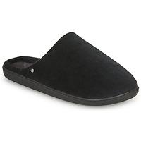 鞋子 男士 拖鞋 Isotoner 98032 黑色