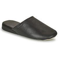 鞋子 男士 拖鞋 Isotoner 96607 黑色