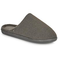 鞋子 男士 拖鞋 Isotoner 98033 灰色