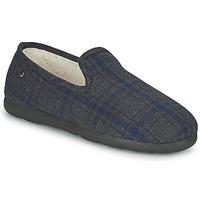 鞋子 男士 拖鞋 Isotoner 98038 灰色 / 蓝色