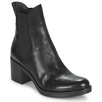 鞋子 女士 短靴 Fru.it ADRIANA 黑色