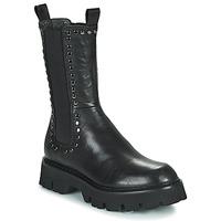 鞋子 女士 短筒靴 Fru.it ALOISA 黑色