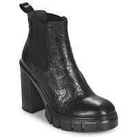 鞋子 女士 短靴 Fru.it CAMILLA 黑色