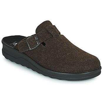 鞋子 男士 拖鞋 Romika METZ 240 棕色