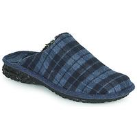 鞋子 男士 拖鞋 Romika TOULOUSE 57 蓝色 / 黑色