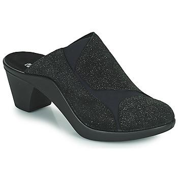 鞋子 女士 休闲凉拖/沙滩鞋 Romika ST TROPEZ 234 黑色