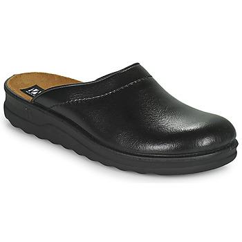 鞋子 男士 休闲凉拖/沙滩鞋 Romika METZ 260 黑色