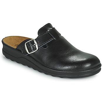鞋子 男士 休闲凉拖/沙滩鞋 Romika METZ 265 黑色