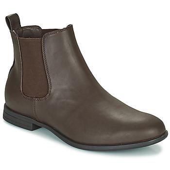 鞋子 男士 短筒靴 Jack & Jones 杰克琼斯 JFW MITCHELL CHELSEA 棕色