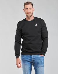 衣服 男士 卫衣 Le Coq Sportif 乐卡克 ESS CREW SWEAT N 3 M 黑色