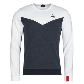 衣服 男士 卫衣 Le Coq Sportif 乐卡克 SAISON 1 CREW SWEAT N 1 海蓝色 / 白色