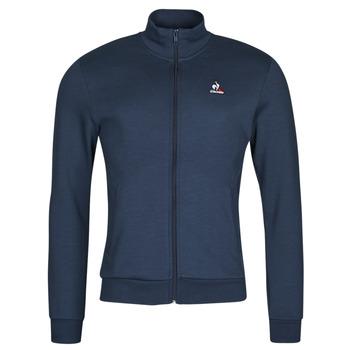 衣服 男士 运动款外套 Le Coq Sportif 乐卡克 ESS FZ SWEAT N 3 M 海蓝色