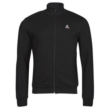衣服 男士 运动款外套 Le Coq Sportif 乐卡克 ESS FZ SWEAT N 3 M 黑色