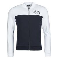 衣服 男士 运动款外套 Le Coq Sportif 乐卡克 SAISON 2 FZ SWEAT N 1 海蓝色 / 白色