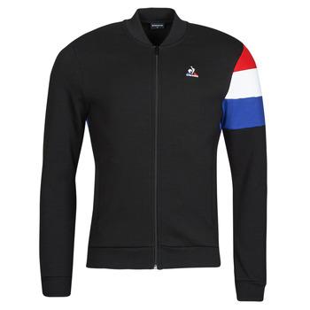 衣服 男士 运动款外套 Le Coq Sportif 乐卡克 TRI FZ SWEAT N 1 M 黑色