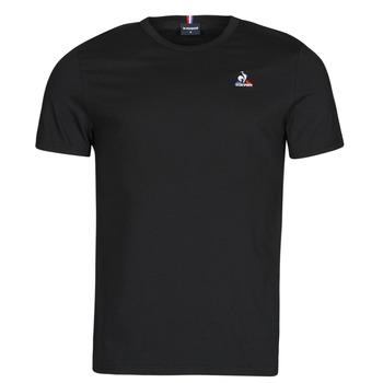 衣服 男士 短袖体恤 Le Coq Sportif 乐卡克 ESS TEE SS N 3 M 黑色