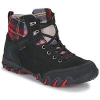鞋子 女士 登山 Allrounder by Mephisto NIGATA TEX 黑色 / 红色