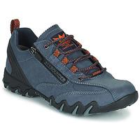 鞋子 女士 球鞋基本款 Allrounder by Mephisto NAILA TEX 蓝色