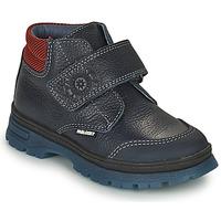 鞋子 男孩 短筒靴 Pablosky 502923 蓝色