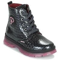 鞋子 女孩 短筒靴 Pablosky 404157 黑色