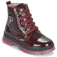 鞋子 女孩 短筒靴 Pablosky 404167 波尔多红