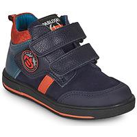鞋子 男孩 短筒靴 Pablosky 503523 蓝色