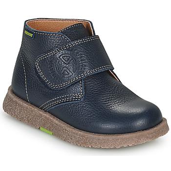 鞋子 男孩 短筒靴 Pablosky 502323 蓝色