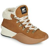 鞋子 女士 短筒靴 Sorel OUT N ABOUT III CONQUEST 驼色