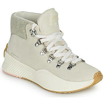 鞋子 女士 短筒靴 Sorel OUT N ABOUT III CONQUEST 米色