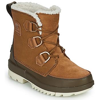 鞋子 女士 短筒靴 Sorel TORINO II 棕色