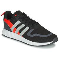 鞋子 男士 球鞋基本款 Adidas Originals 阿迪达斯三叶草 MULTIX 黑色 / 红色