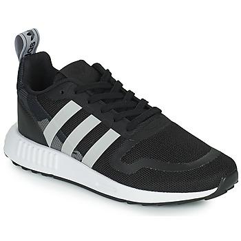 鞋子 男士 球鞋基本款 Adidas Originals 阿迪达斯三叶草 MULTIX 黑色 / 奶油色