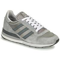 鞋子 球鞋基本款 Adidas Originals 阿迪达斯三叶草 ZX 500 灰色