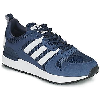 鞋子 球鞋基本款 Adidas Originals 阿迪达斯三叶草 ZX 700 HD 蓝色 / 白色