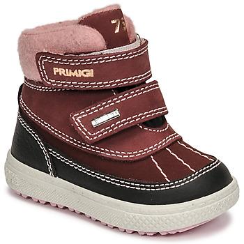鞋子 女孩 雪地靴 Primigi BARTH 19 GTX 波尔多红