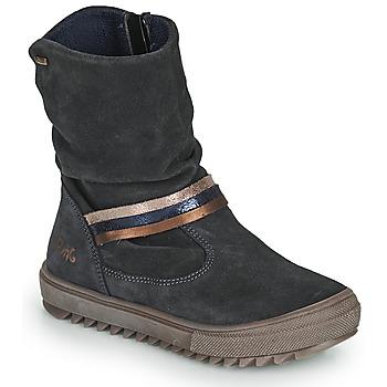 鞋子 女孩 雪地靴 Primigi FLAKE GTX 黑色