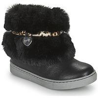 鞋子 女孩 短筒靴 Primigi B&G LUX 黑色
