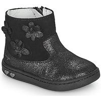 鞋子 女孩 短筒靴 Primigi BABY LIKE 黑色
