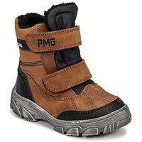 鞋子 男孩 雪地靴 Primigi HIKER GTX 棕色