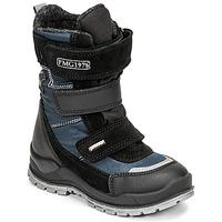 鞋子 男孩 雪地靴 Primigi HANS GTX 黑色 / 蓝色