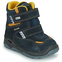 鞋子 男孩 雪地靴 Primigi GARY GTX 海蓝色 / 黄色