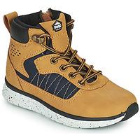 鞋子 男孩 短筒靴 Primigi B&G TIMBY 棕色