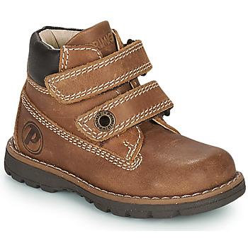 鞋子 男孩 短筒靴 Primigi PLAY CASUAL 棕色