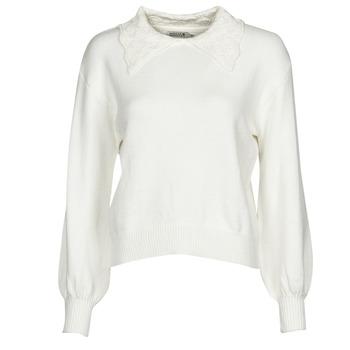衣服 女士 羊毛衫 Molly Bracken LA878A21 白色