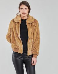 衣服 女士 夹克 Molly Bracken R1552H21 驼色