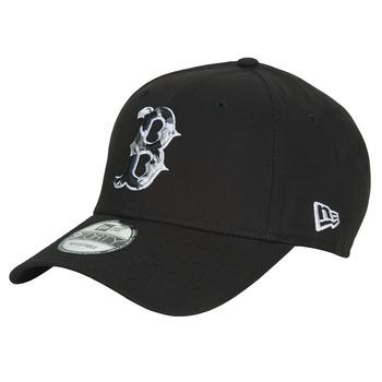 纺织配件 鸭舌帽 New-Era CAMO INFILL 9FORTY BOSTON RED SOX 黑色